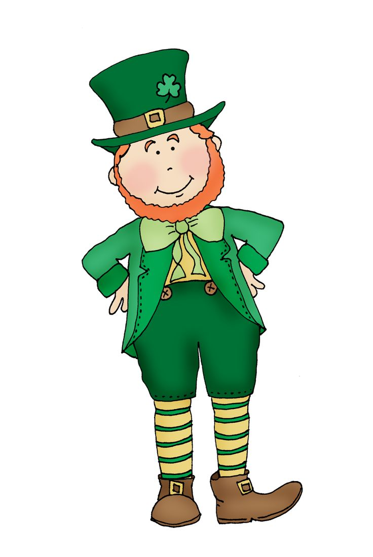 736x1100 Best 282 St Patricks Day Clip Art Images On Clip Art