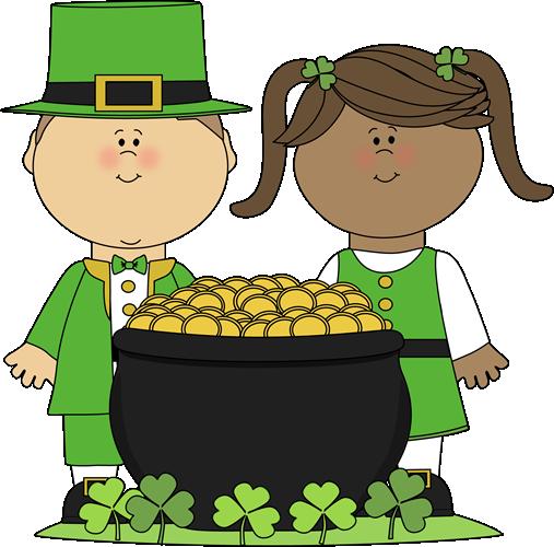507x500 St Patrick's Day Clip Art ~ Frames ~ Illustrations ~ Hd Images