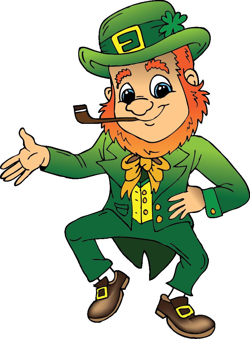 815x1103 St Patricks Day Clip Art