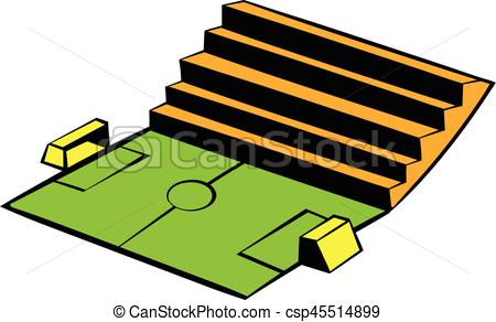 450x292 Soccer Stadium Icon, Icon Cartoon. Soccer Stadium Icon Icon