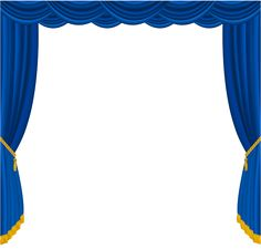 236x225 Stage With Red Curtains Png Clipart Image Graphics