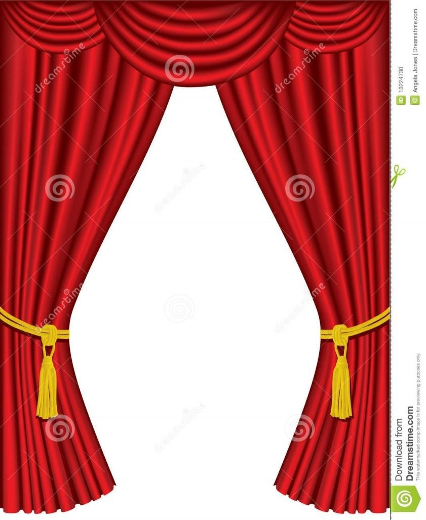 The Best Free Curtain Clipart Images Download From 45