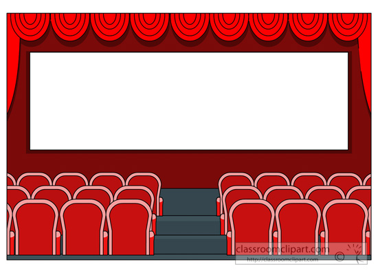 550x400 Theatre Clip Art Theater Stage Clipart Theater Stage Clipart 27