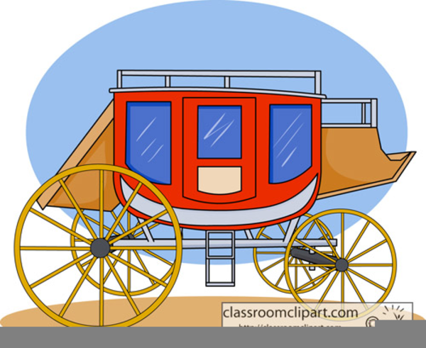 600x491 Free Stagecoach Clipart Free Images