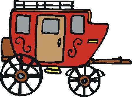 448x331 Western Clip Art