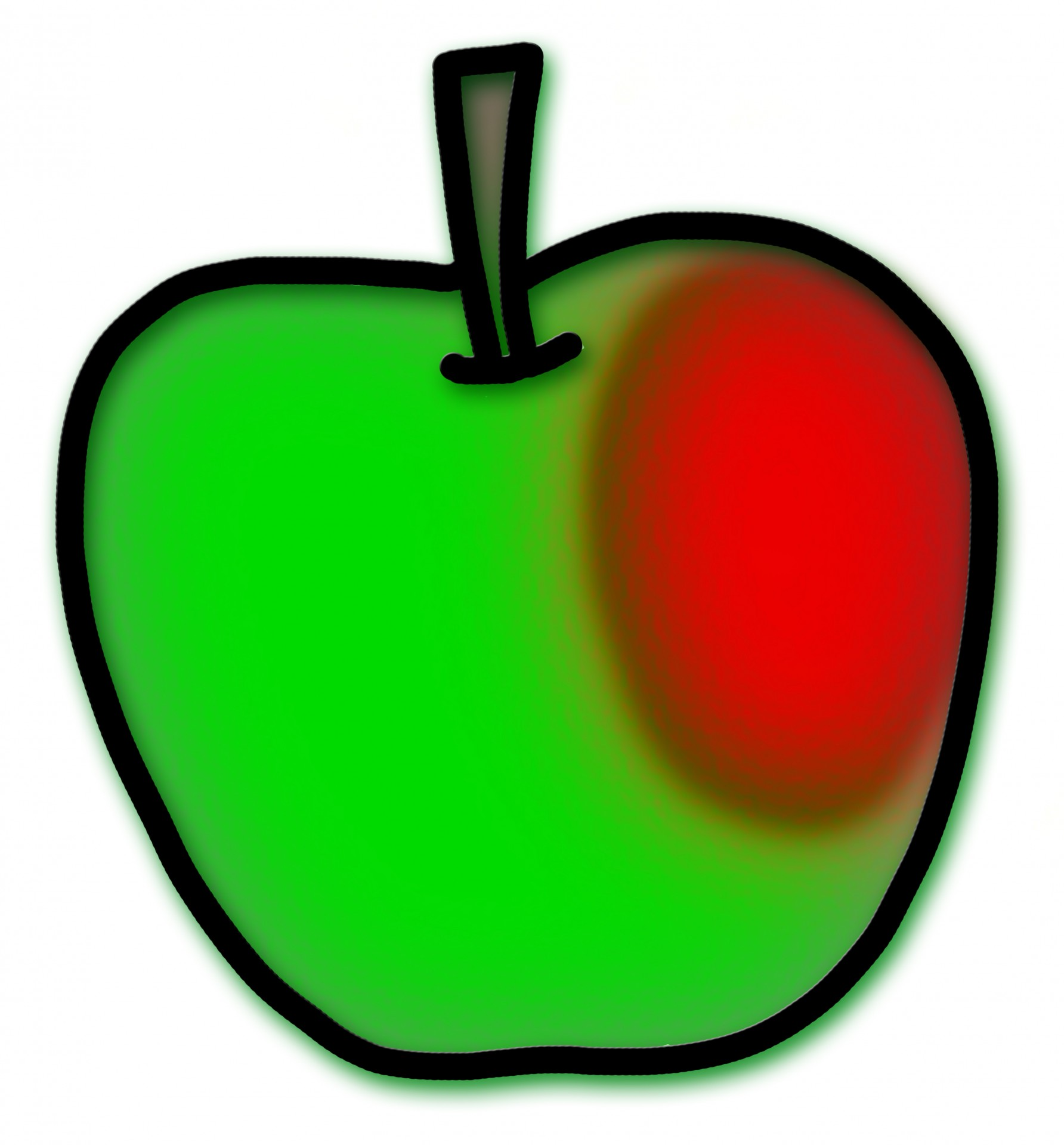 1784x1920 Apple Clip Art Free Stock Photo