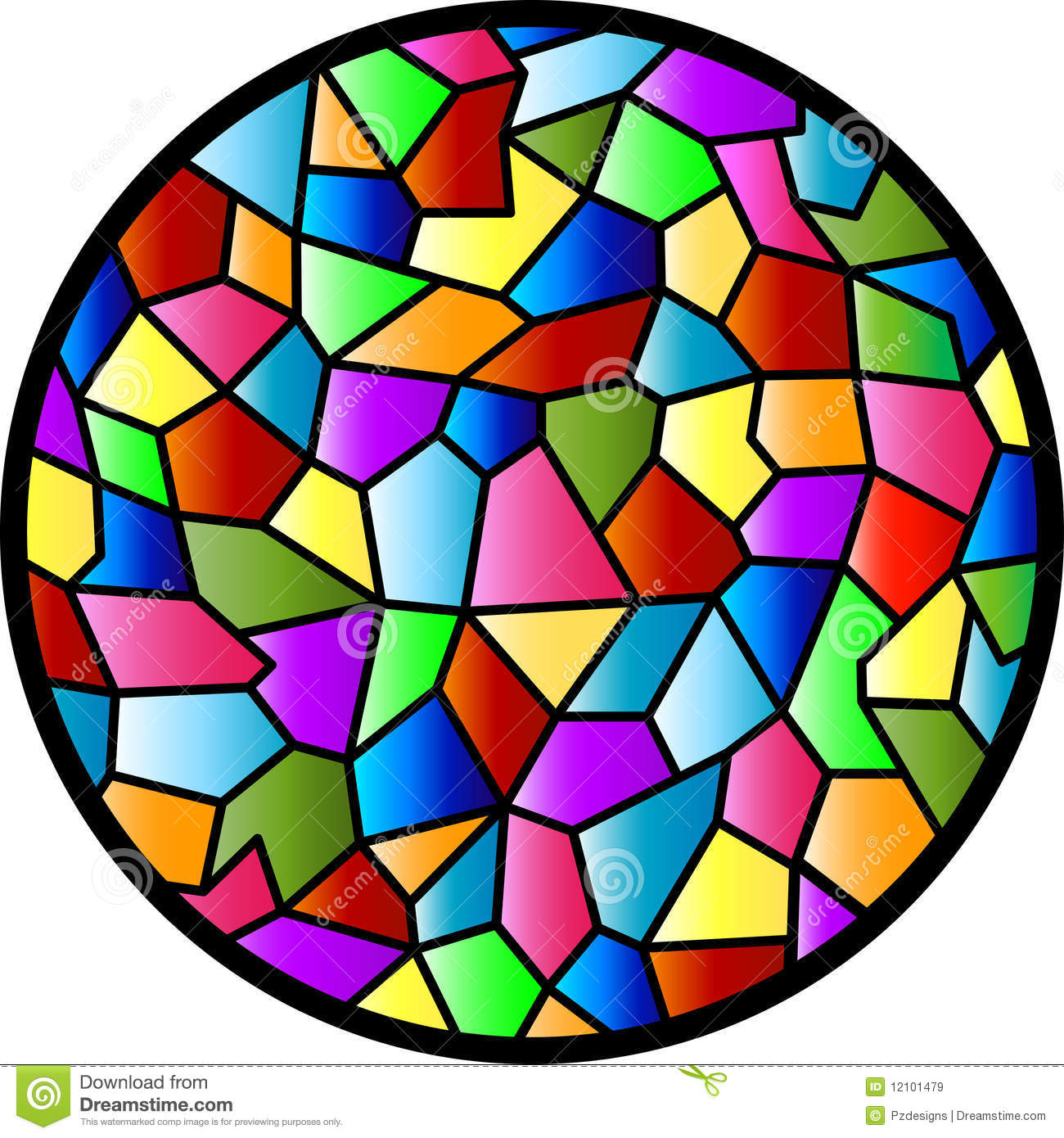 1300x1390 Stained Glass Clipart Clipart Panda