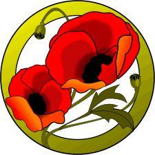 225x225 Poppy Clip Art Poppies Illustrations Clipart Clip Art