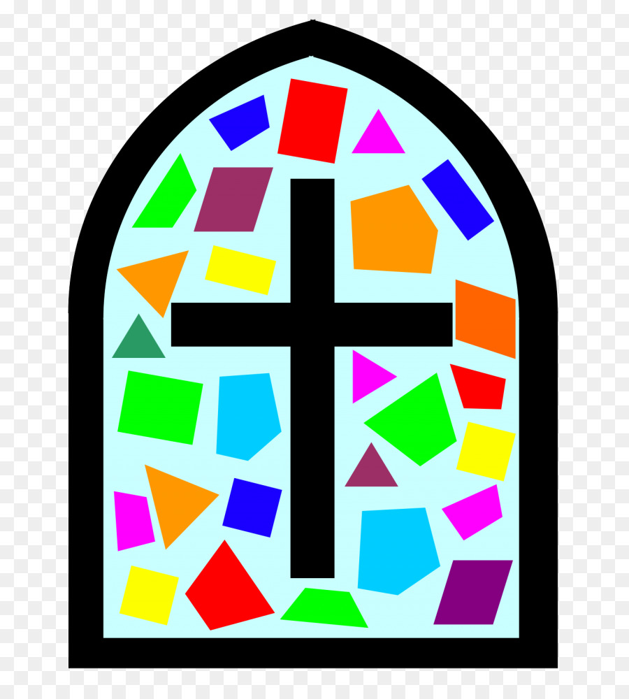 900x1000 Bible Sunday School Church Stained Glass Clip Art