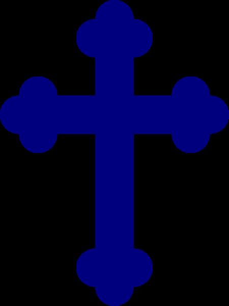 450x600 Christian Cross Clip Art