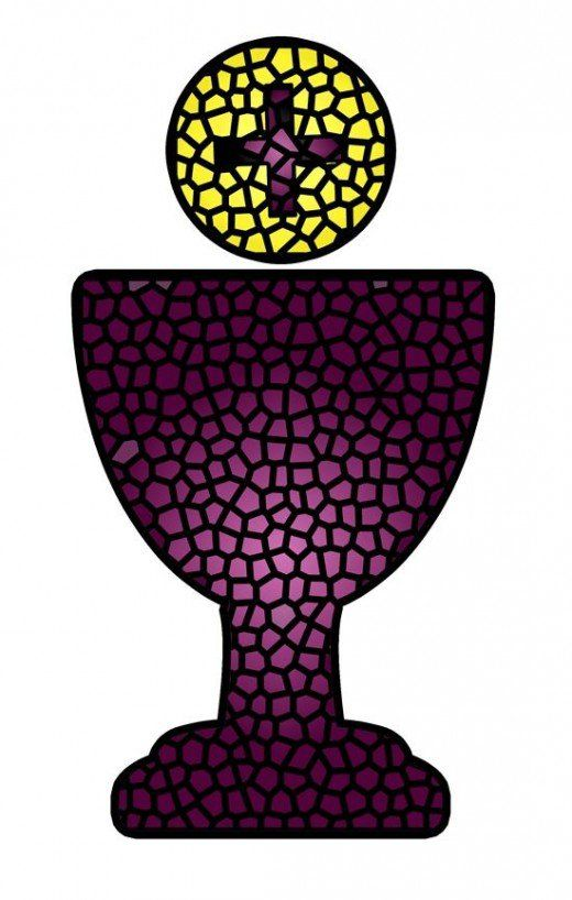 520x818 Communion Chalice Amp Eucharist Tonya Mounsey