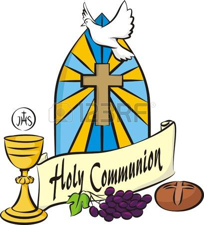 409x450 Stained Glass Clipart Holy Mass