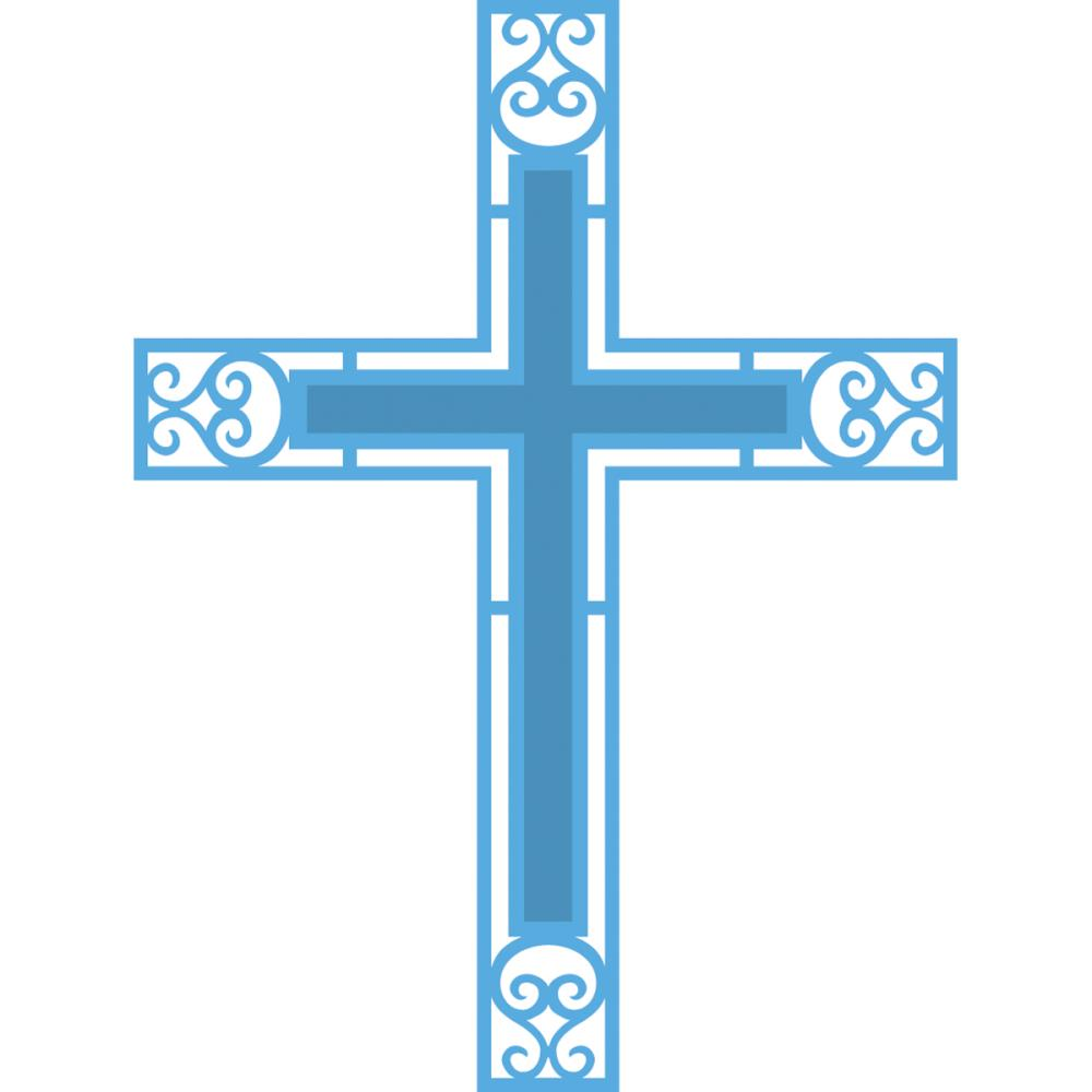 1000x1000 Baby Cross Cliparts