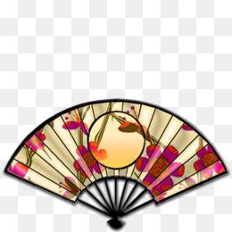 260x260 Asia Hand Fan Clip Art
