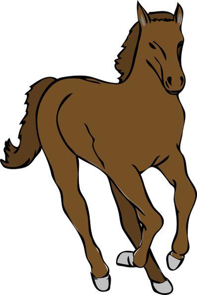 Stallion Clipart
