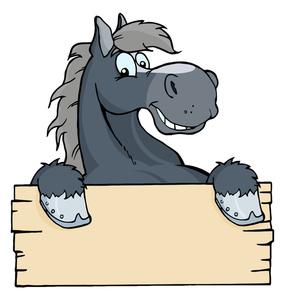 285x300 Stallion Clipart Animated Horse