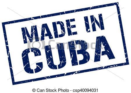 450x318 Made In Cuba Stamp Vectors
