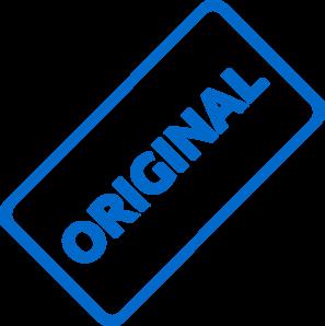 297x298 Original Stamp Clip Art