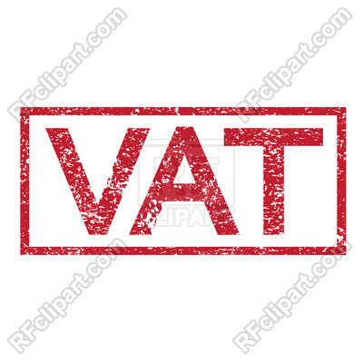 400x400 Stamp Text Vat Royalty Free Vector Clip Art Image