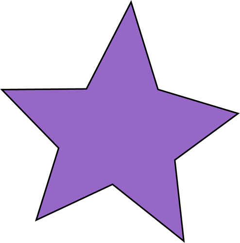 494x500 Image Of Star Clipart