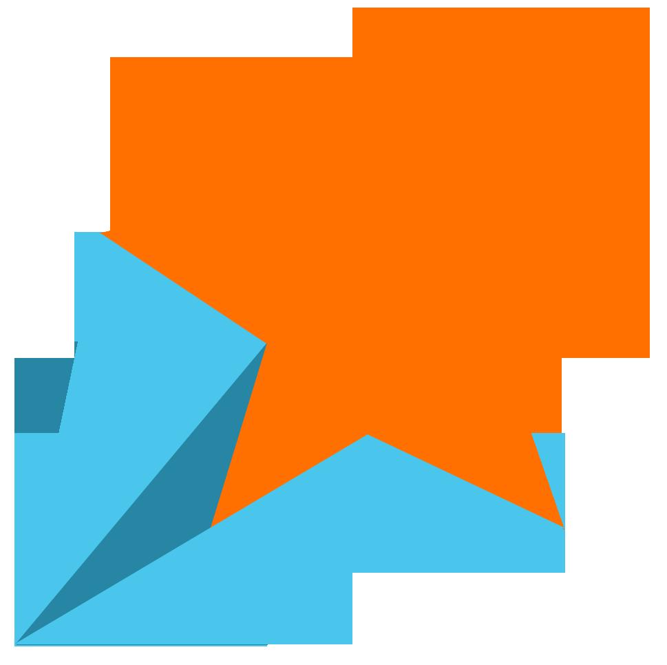 969x966 Orange Star Clipart Amp Orange Star Clip Art Images