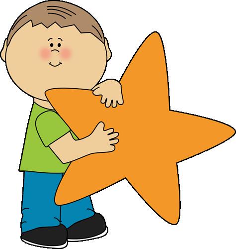 475x500 Star Clip Art An Orange Star Clip Art Image