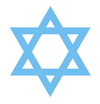 384x400 Free Jewish Clipart Images Star Of David