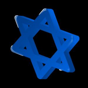300x300 Free Jewish Clipart Images Star Of David
