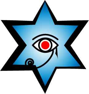 289x305 Star Of David And Eye Of Horus By Overanether
