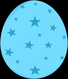 275x318 Blue Star Easter Egg Clip Art Clipart Panda