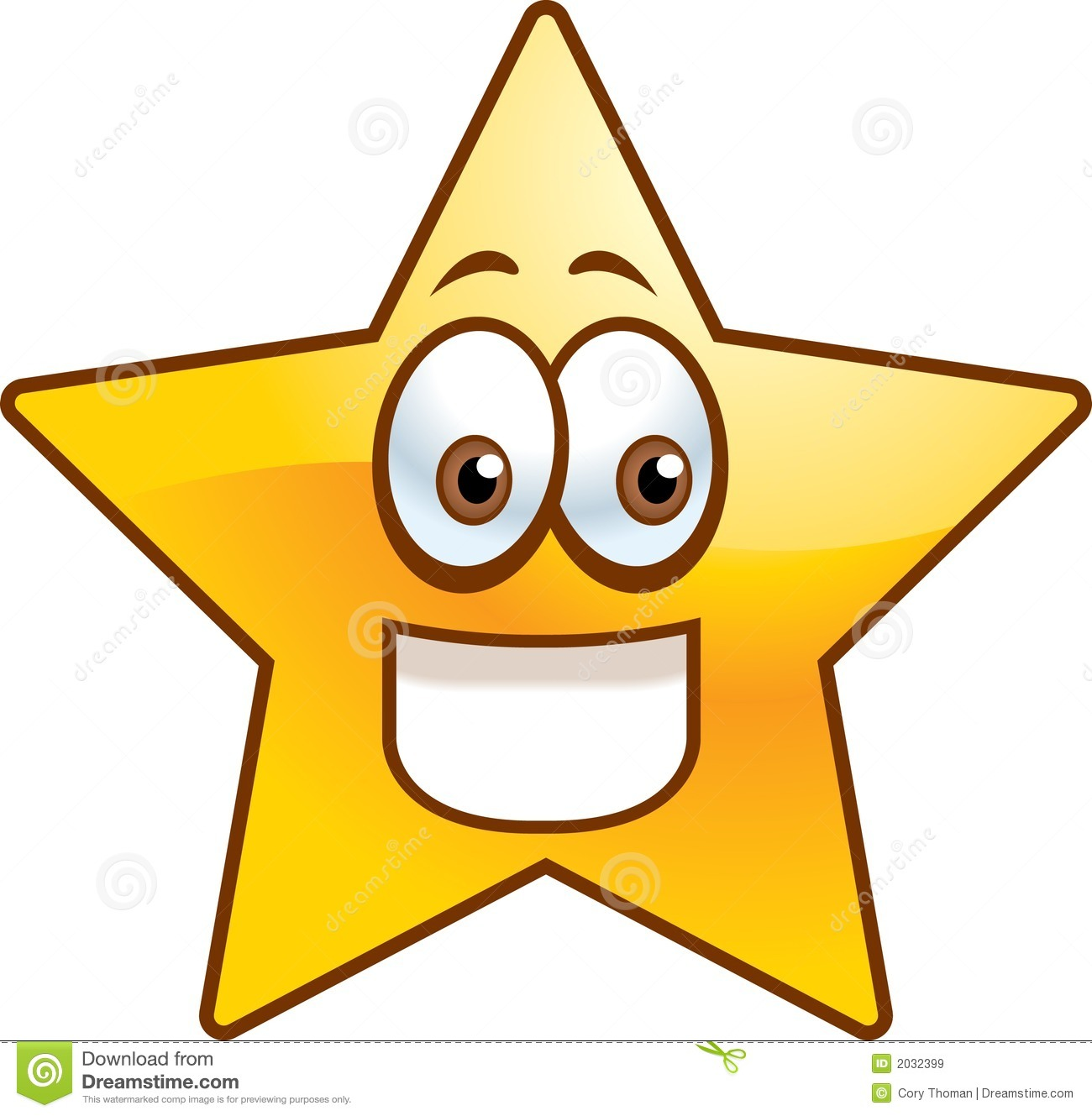 1300x1329 Smiling With Arms Star Clipart