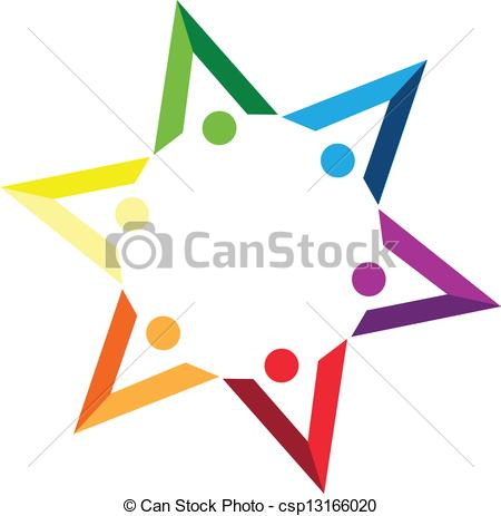 450x463 Teamwork Books Star Shape Logo.