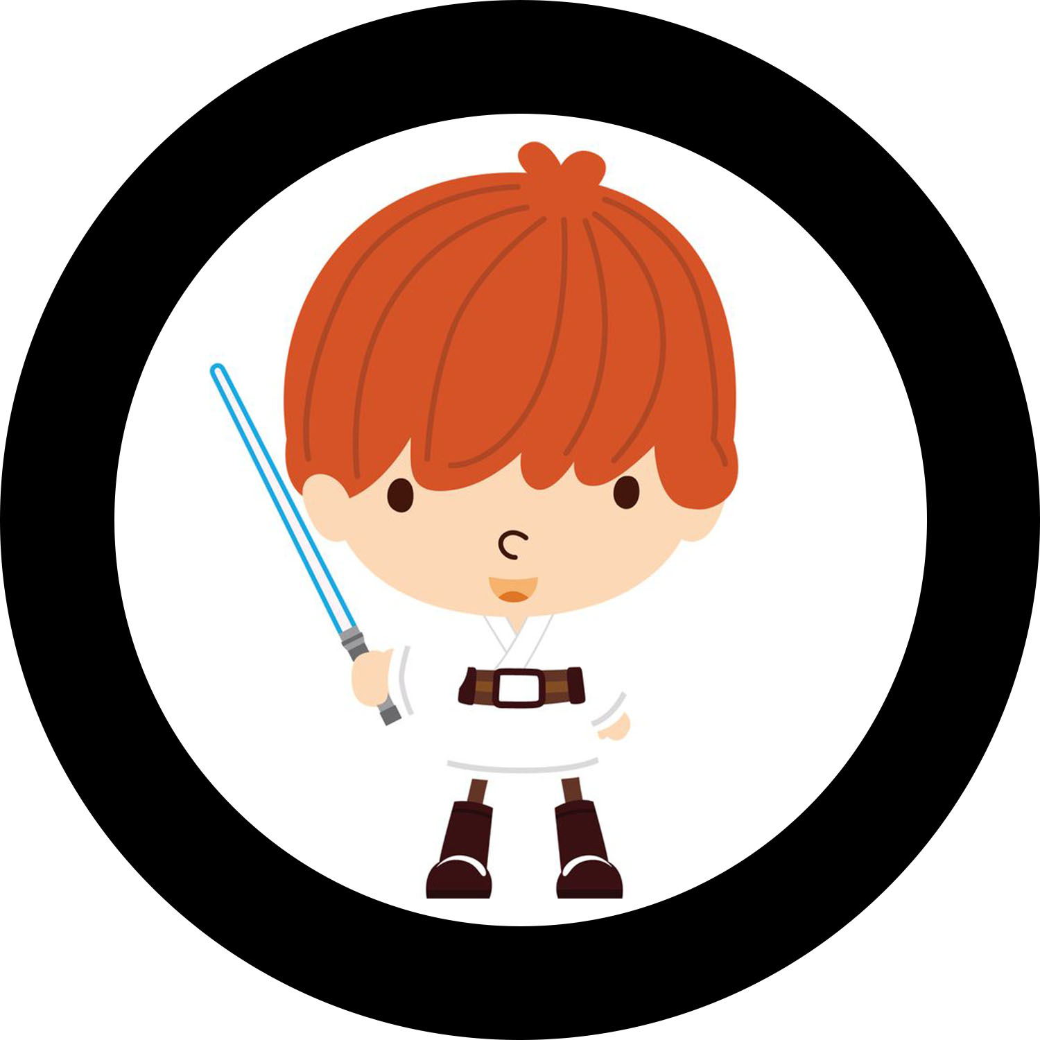 1500x1500 Star Wars Babies Free Printable Toppers And Wrappers For Cupcakes