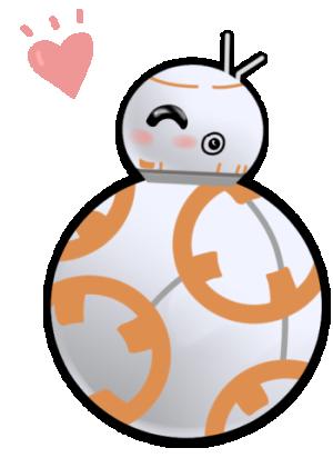 300x412 Bb 8 (Star Wars Tfa) By Furesiya
