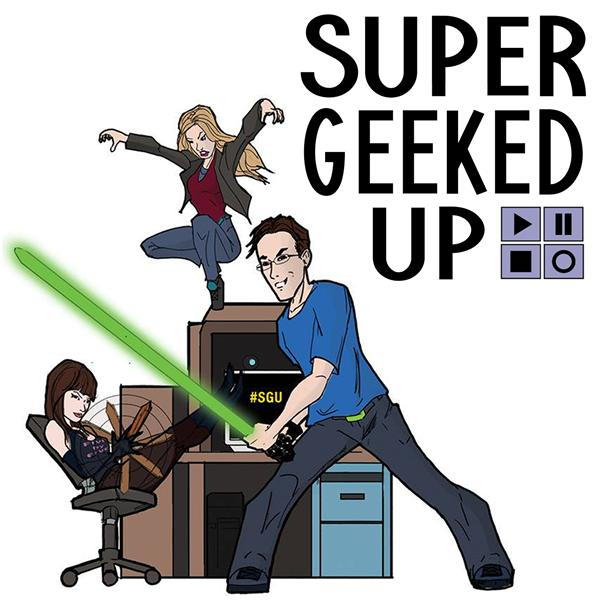 600x600 Star Wars Extravaganza 0105 By Super Geeked Up Pop Culture Podcasts