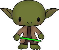 236x203 Cute Yoda Clipart