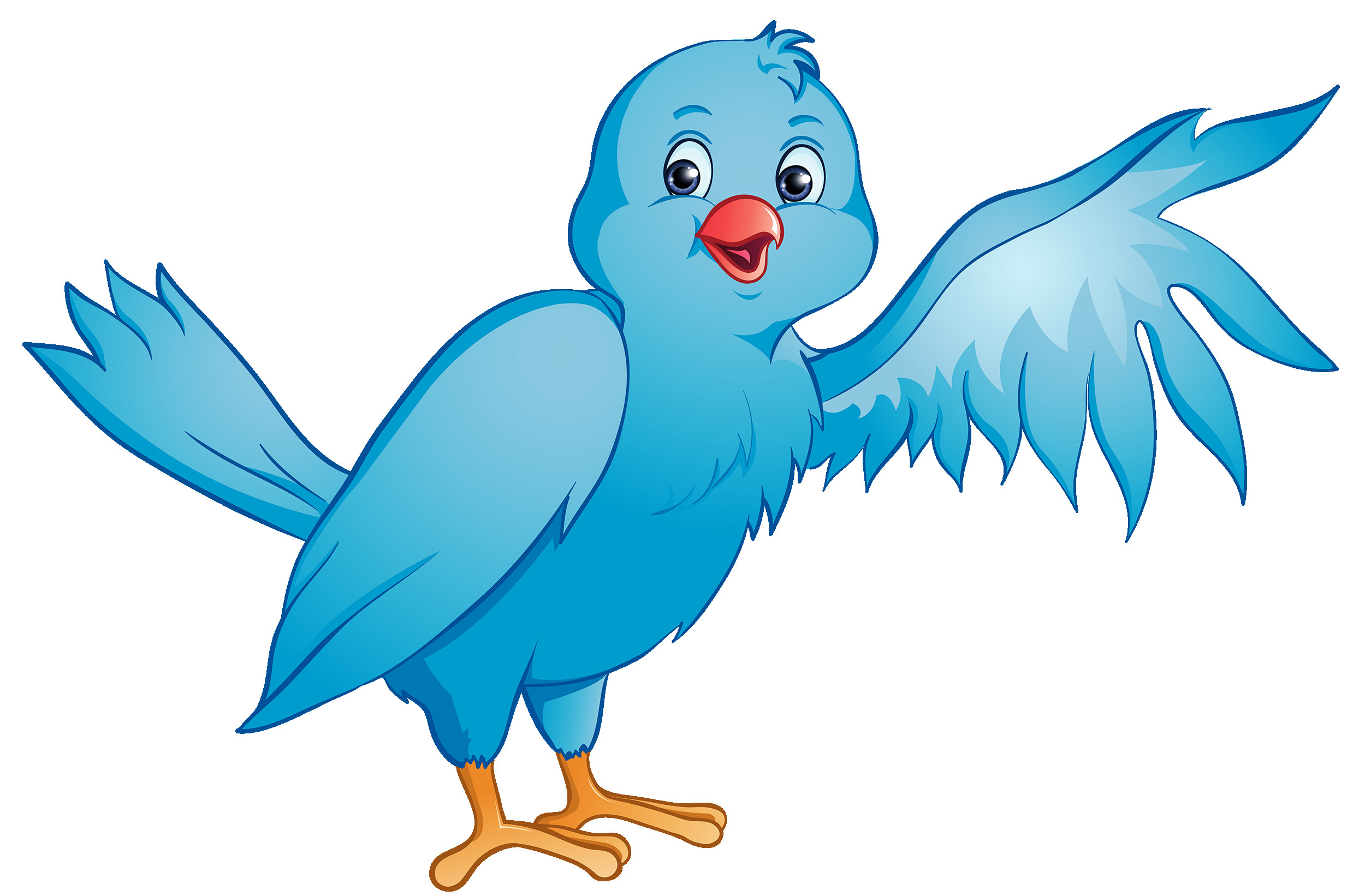 2500x1642 Free Bird Cartoon Clipart Images On Page 0 Yanhe Clip Art
