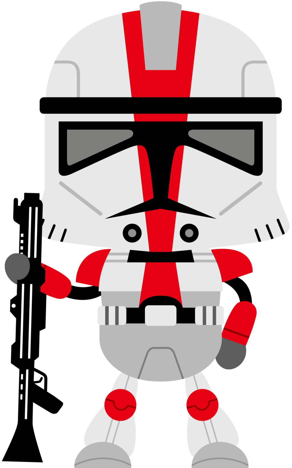 1024x1641 Clone Trooper 3 By On @