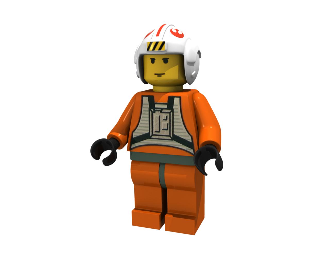 1280x1024 Lego Star Wars Clipart