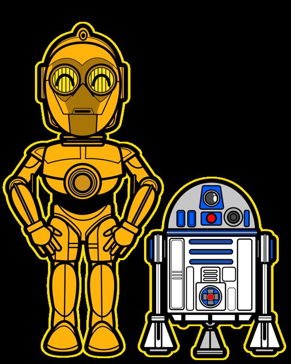 600x750 Star Wars Clipart R2d2