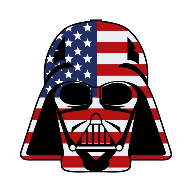 630x630 Darth Vader Us Flag Star Wars Usa