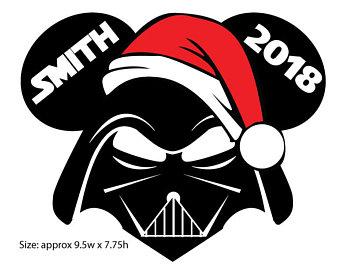340x270 Darth Vader Santa Etsy