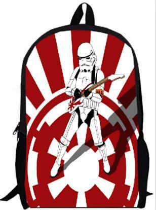 308x414 Star Wars Printing Customization Backpack Anime Darth Vader