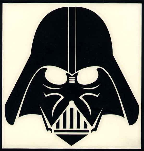 600x631 Darth Vader Clip Art