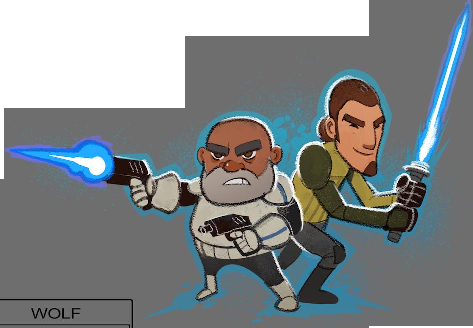 943x654 Captain Rex And Kanan Jarrus Duo Star Wars Rebels Know Your Meme