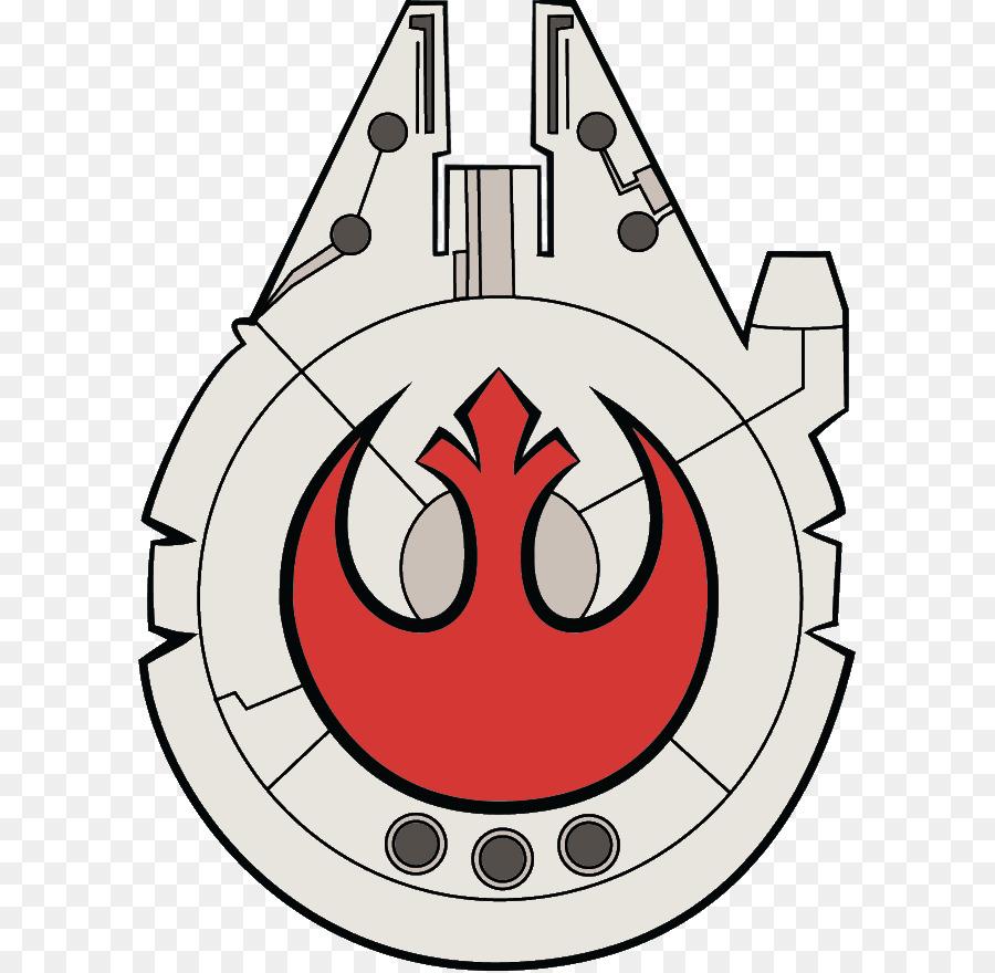 900x880 Millennium Falcon Star Wars Line Art Tattoo Clip Art