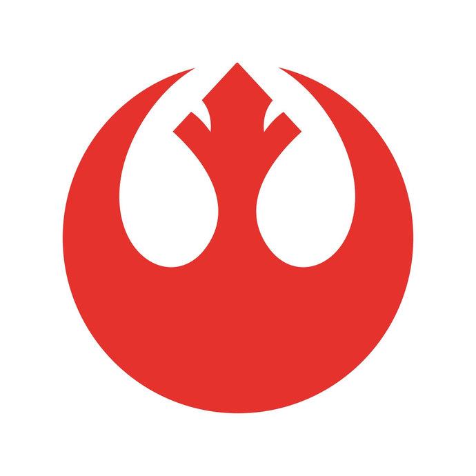 690x690 Star Wars Rebel Alliance Graphics Design Svg By Vectordesign On Zibbet