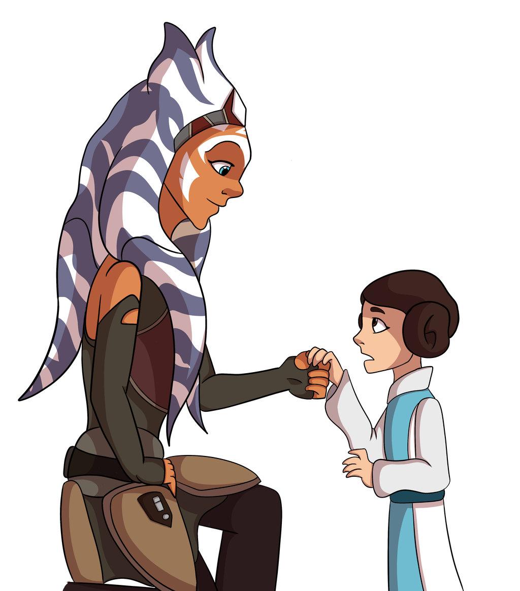 1024x1164 Star Wars Rebels By Meldy Arts