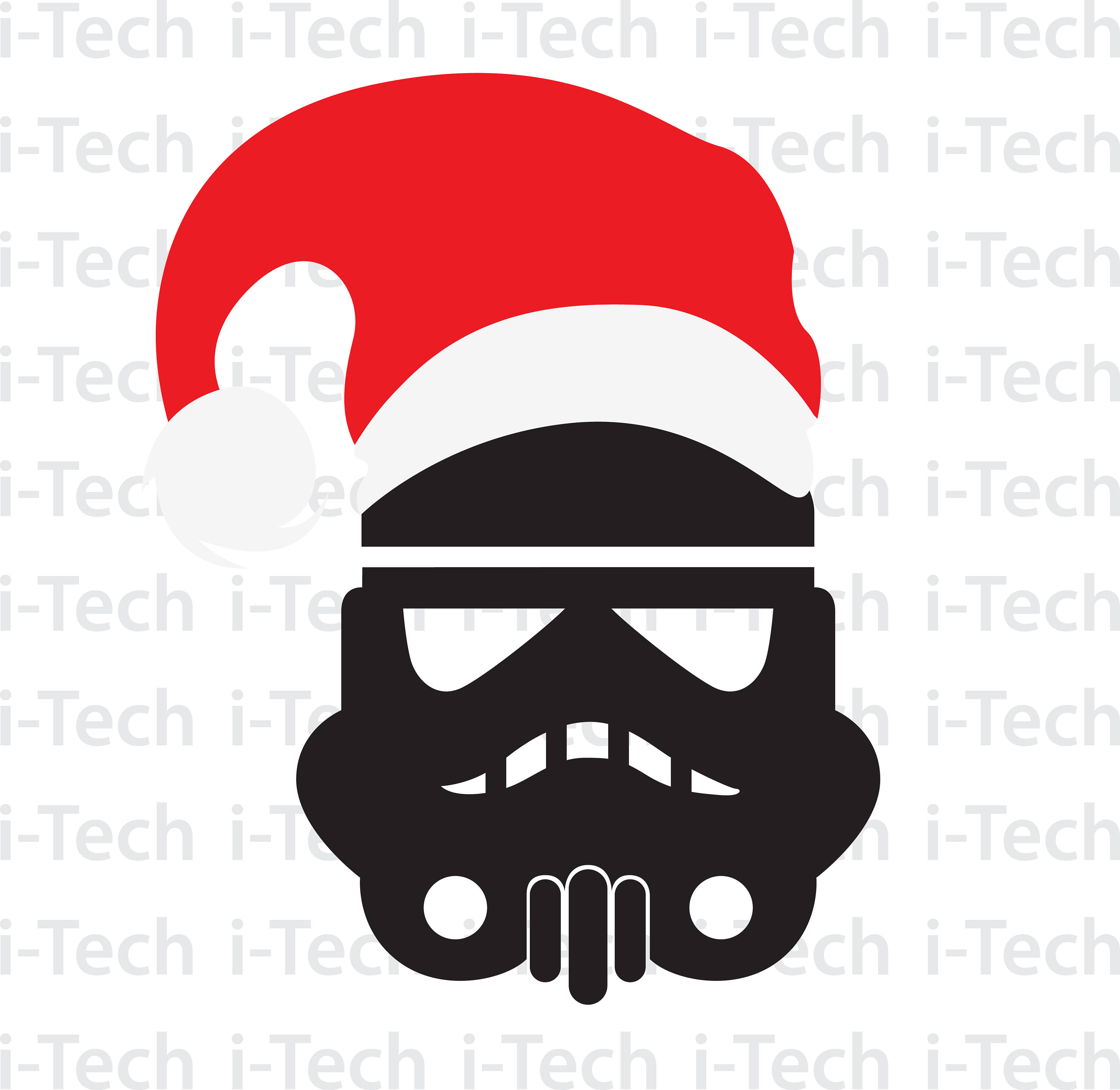 3000x2919 Star Wars Christmas Svg, Disney Storm Trooper Christmas, Christmas