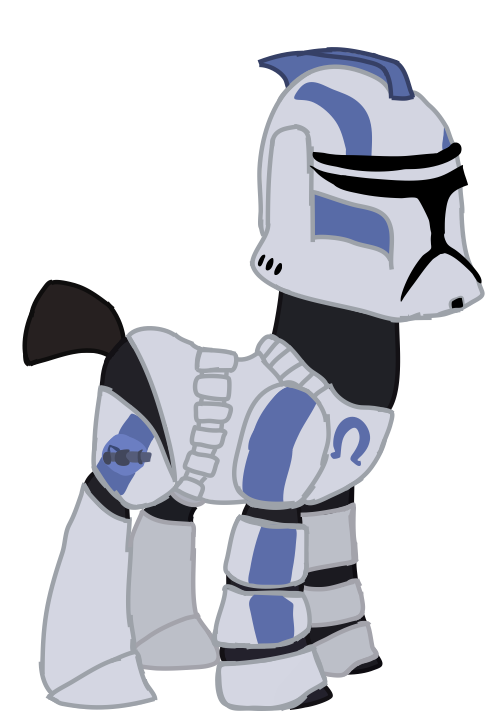 497x722 Echo From Star Wars The Clone Wars Vector By Ripped Ntripps